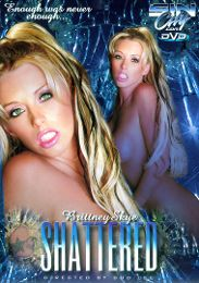 """Featured Studio - Sin City presents the adult entertainment movie """"Shattered""""."""