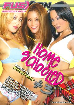 "Adult entertainment movie ""Home Schooled 3"" starring Kelly Wells, Melissa Lauren & Sandra Romain. Produced by Metro Media Entertainment."