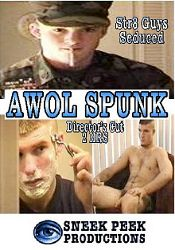 Gay Adult Movie A.W.O.L Spunk: Director's Cut