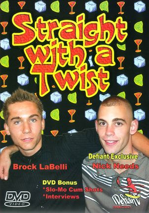 Gay Adult Movie Straight With A Twist