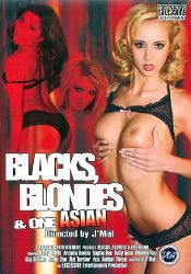 Straight Adult Movie Blacks, Blondes And One Asian