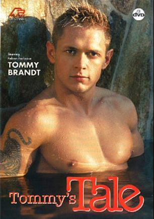 Tommy's Tale, starring Tyler Gunn, Chase Hunter, Tommy Brandt, Erik Campbell, Clay Foxe, Chet Roberts, Bobby Williams, Jacob Hall, Brad Patton, Maxx Diesel and Talvin DeMachio, produced by Falcon Studios and Falcon Studios Group.