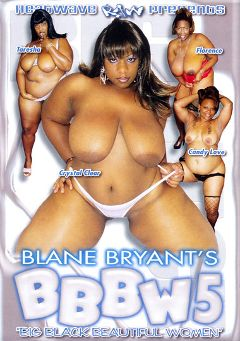 "Adult entertainment movie ""BBBW 5"" starring Candy Love, Crystal Clear(II) & Taresha. Produced by Heatwave Entertainment."