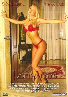 "Adult entertainment movie ""Porn Angels"" starring Angel Dark, Silvia Saint & Neeo. Produced by Dream Entertainment."