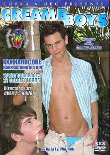 Cream BBoys, starring Connor Ashton, Brent Corrigan, DJ, Lance Evans, Corey Savage, Nate Grant, Cameron Lane, Trevor, Tyler and Kenny, produced by Cobra Video.