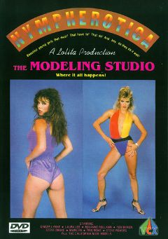 "Adult entertainment movie ""The Modeling Studio"" starring Heather Wayne, Ginger Lynn & Trig Rome. Produced by VCX Home Of The Classics."