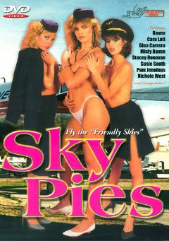 "Adult entertainment movie ""Sky Pies"" starring Nicole West, Pamela Jennings & Gina Carrera. Produced by VCX Home Of The Classics."