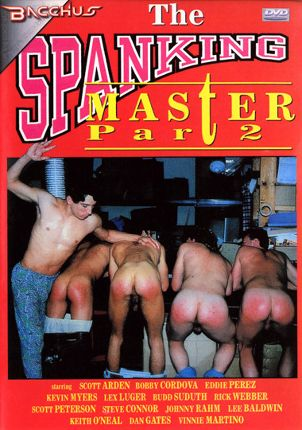 Gay Adult Movie The Spanking Master 2