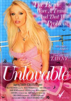 "Adult entertainment movie ""Unlovable"" starring Tawny Roberts, Agent Aeon & Cher Hain. Produced by Vivid Entertainment."