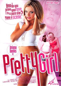 "Adult entertainment movie ""Pretty Girl"" starring Briana Banks, Trevor Zen & Ashley Blue. Produced by Vivid Entertainment."