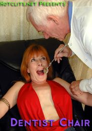"""Just Added presents the adult entertainment movie """"Dentist Chair""""."""