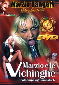 "Adult entertainment movie ""Marzio E Le Vichinghe"". Produced by Pinko Enterprises."