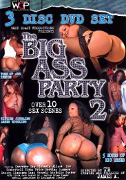 """Just Added presents the adult entertainment movie """"The Big Ass Party 2: Part 2""""."""