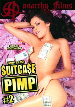"Adult entertainment movie ""Suitcase Pimp 2"" starring Sophie Dee, Kelly Wells & Daisy Marie. Produced by Anarchy Films."
