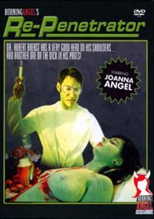 Burning Angel's Re-Penetrator, starring Tommy Pistol and Joanna Angel, produced by Burning Angel.