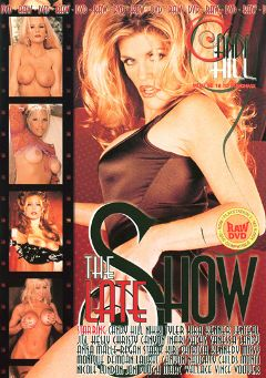 "Adult entertainment movie ""The Late Show"" starring Christy Canyon, Anna Malle & Candy Hill. Produced by Vivid Entertainment."