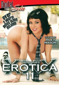 "Adult entertainment movie ""Erotica XXX 11"" starring Riley Mason, Katja Kassin & Sara Stone. Produced by Digital Sin."
