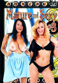"Adult entertainment movie ""Mature And Sexy 3"". Produced by Vico Distributions."