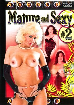 "Adult entertainment movie ""Mature And Sexy 2"". Produced by Vico Distributions."