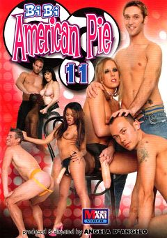 "Adult entertainment movie ""Bi Bi American Pie 11"" starring Cyrus King, Kai & Tyrese. Produced by Macho Man Video."