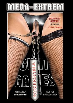 "Adult entertainment movie ""Fotzen Spiele Cunt Games"". Produced by MEGA-FILM."