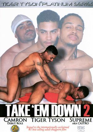 Gay Adult Movie Take 'Em Down 2