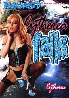 "Adult entertainment movie ""Cytherea Falls"" starring Cytherea, Bridget Sloan & Jessica Rivers. Produced by Damaged Productions."