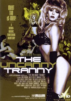 "Adult entertainment movie ""The Uncanny Tranny"" starring Karen Dior, Lony Brown & Aja DeVoure. Produced by Vivid Entertainment."