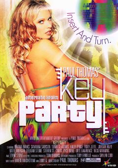 "Adult entertainment movie ""Key Party"" starring Briana Banks, Haley Paige & Delilah Stone. Produced by Vivid Entertainment."