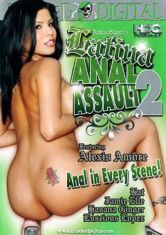 "Adult entertainment movie ""Latina Anal Assault 2"" starring Luscious Lopez, Jamie Elle & Alexis Amore. Produced by Loaded Digital."