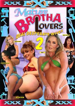 "Adult entertainment movie ""Mature Brotha Lovers 2"" starring Stephanie Wylde, Leeza Jones & Nikki Santana. Produced by EXP Exquisite."