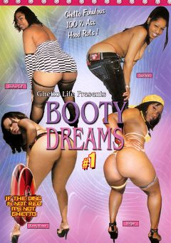 "Adult entertainment movie ""Booty Dreams"" starring Shadow Cat, Kandi Kream & Unique. Produced by Ghetto Life."