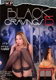 "Just Added presents the adult entertainment movie ""Black Cravings 15""."