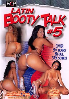 "Adult entertainment movie ""Latin Booty Talk 5"" starring Barbara & Romana. Produced by West Coast Productions."