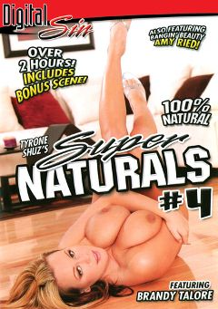 "Adult entertainment movie ""Super Naturals 4"" starring Gianna Michaels, Amy Ried & Alexis Silver. Produced by Digital Sin."