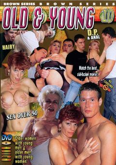 "Adult entertainment movie ""Old And Young 10"". Produced by Avica Entertainment."