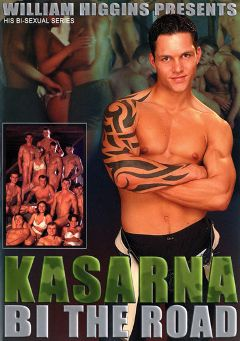 "Adult entertainment movie ""Kasarna Bi The Road"" starring Jan Munzar, Zdeno Reif & Martin Pravda. Produced by William Higgins."