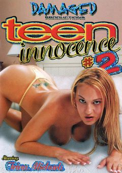 "Adult entertainment movie ""Teen Innocence 2"" starring Trina Michaels. Produced by Damaged Productions."