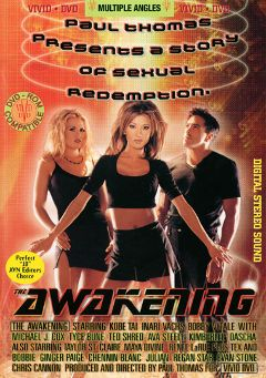 "Adult entertainment movie ""The Awakening"" starring Inari Vachs, Kobe Tai & Ted Shred. Produced by Vivid Entertainment."