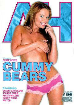 "Adult entertainment movie ""Cummy Bears"" starring Cassie Courtland, The Drifter & Jeanie Marie. Produced by American Hardcore."