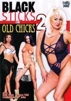"Adult entertainment movie ""Black Sticks In Old Chicks 2"" starring Vanessa Videl, Cheyenne Hunter & Dana Hayes. Produced by Pure Filth Productions."