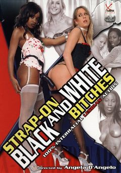 "Adult entertainment movie ""Strap-On Black And White Bitches"" starring Sophia Sandobar, Beauty Dior & Celestia Star. Produced by Legend."