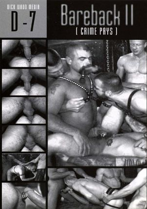 Gay Adult Movie Bareback 2:  Crime Pays