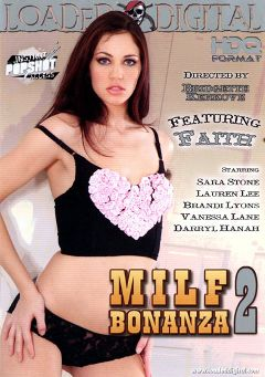 "Adult entertainment movie ""MILF Bonanza 2"" starring Faith Leon, Lauren Lee & Marcus London. Produced by Loaded Digital."