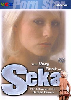 "Adult entertainment movie ""The Very Best Of Seka"" starring Seka. Produced by VCX Home Of The Classics."