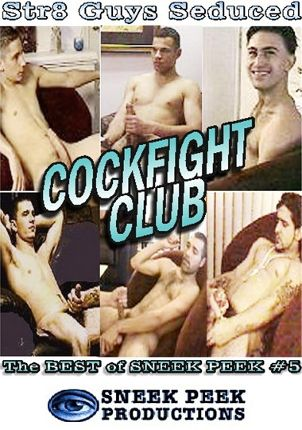 Gay Adult Movie Cockfight Club:  The Best Of Sneek Peek 5