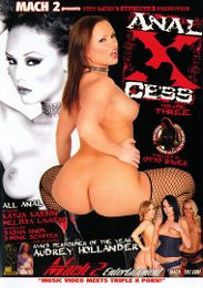 """Featured Studio - Supercore presents the adult entertainment movie """"Anal Xcess 3""""."""
