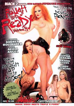 "Adult entertainment movie ""Rough And Ready 3"" starring Alicia Angel, Audrey Hollander & Jenner. Produced by Supercore."