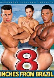 Gay Adult Movie 8 Inches From Brazil