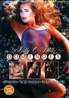 "Adult entertainment movie ""Dominoes"" starring Kelly O'Dell, Paula Harlow & Tony Tedeschi. Produced by Wave DVD."